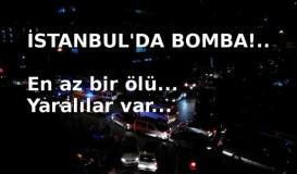 Bayrampaşa Metrosu yakınında bomba!