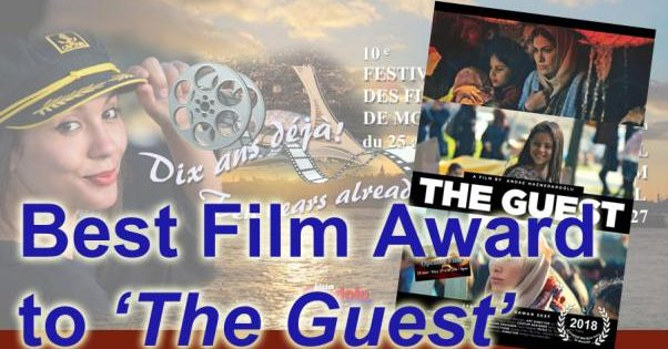 Best Film Award to 'The Guest'
