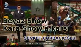 Beyaz Show Kara Show'a Karşı