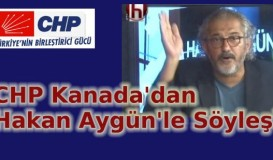 CHP Kanada'dan 'Panel'