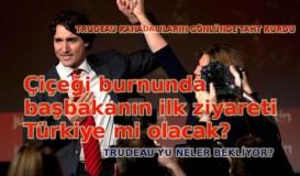 Trudeau Türkiye'de de gündeme oturdu