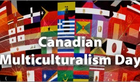 Celebrating Canadian Multiculturalism Day