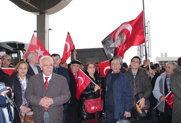Doğu Perinçek Türkiye'ye uluslararası bir dava kazandırdı...