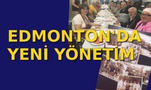 Edmonton'da yeni yönetim
