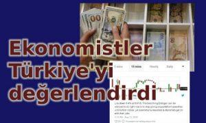Yabancı ekonomistler Lira'yı konuştu