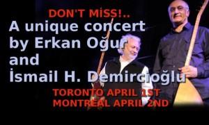 Erkan Oğur and İ. Hakkı Demircioğlu sing Anatolia