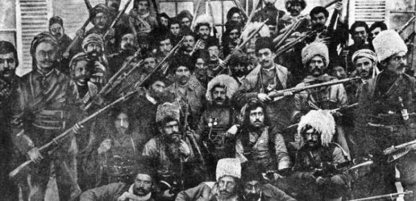 Une bande arménien qui a fait beaucoup de massacres.