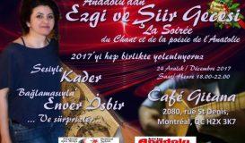 Anadolu'dan Ezgiler ve Şiirler
