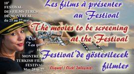10th Montreal Turkish Film Festival