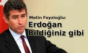 Feyzioğlu'ndan, Erdoğan'ın sözlerine yanıt