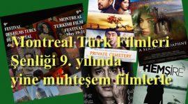 Montreal Türk filmleriyle şenlenecek
