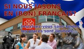 Jasons en (bon) français!