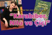 Görkem Yeltan'dan yeni çocuk romanı