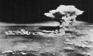 70 years ago… in Hiroshima…