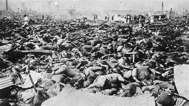Il y a 70 ans à Hiroshima...