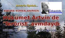 Ankara Bombalanırken…