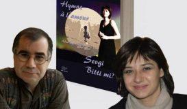 Ömer F. Özen ve Füsun Kostak İzmir'de