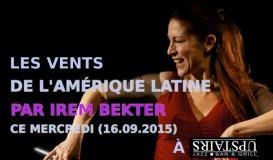 Irem chante l'Amérique latine… et jazz…