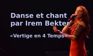 Danse et chant par Irem Bekter