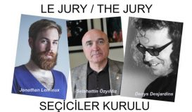The Jury members of the 10th Montreal Turkish Film Festival