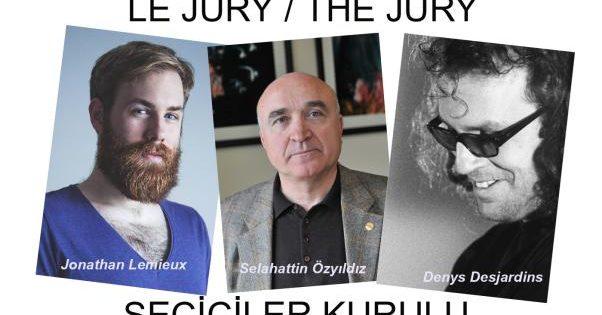 Les membres du Jury, Festival 2018