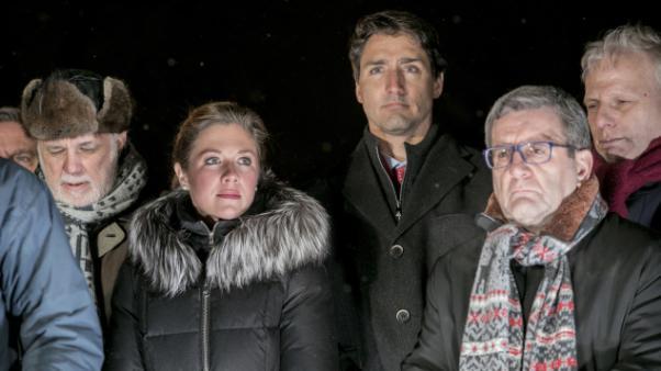 Siyasetçiler kurbanları anmak için Kebek'teydi.