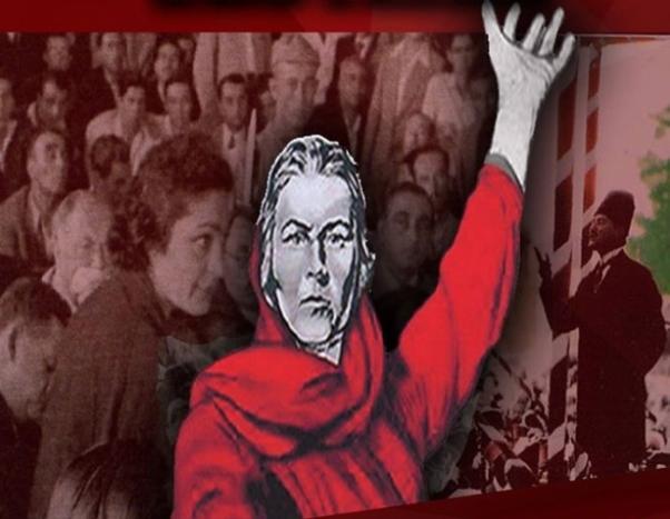 Türk Kadını bir çok Batılı kadından çok daha önce seçme seçilme hakkını almıştı.