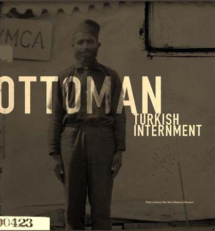 Hiçbir şeyden habersiz Türk göçmenler Birinci Dünya Savaşı'nda toplama kamplarına kondu.