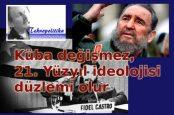 Küba değişmez