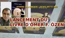 Lancement du livre d'Ömer F. Özen