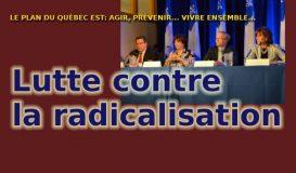 Lutte contre la radicalisation