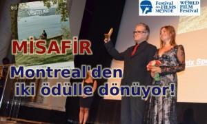 Misafir'e Montreal'de iki ödül birden