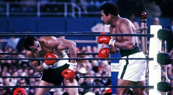 Muhammed Ali ringte.