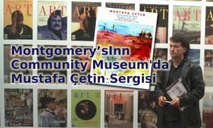 Mustafa Çetin Sergisi Toplum Müzesi'nde