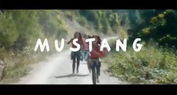 Le film Mustang de Deniz Gamze Ergüven.