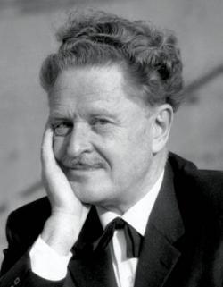 Grand poète turc, Nazım Hikmet.