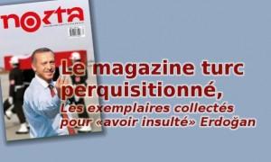 Le magazine turc Nokta perquisitionné