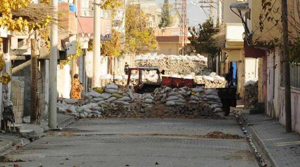 Ne yazık ki bu güzel kent, Nusaybin, yaşanan olaylardan ötürü birçok yeri harabe halinde bugün...