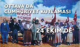 Ottava Cumhuriyet'i 24 Ekim'de kutluyor