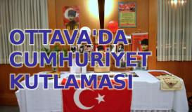 Ottava'da Cumhuriyet Kutlaması