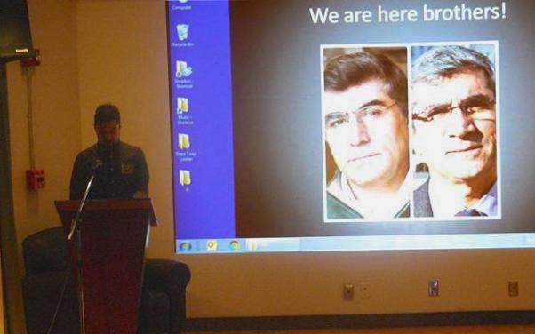Hrant Dink ve Tahir Elçi Ottava'da anıldı.