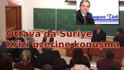 Ottava'da Türkiye Konferansı