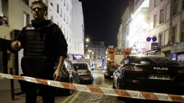Kanlı Paris gecesinden görüntüler...