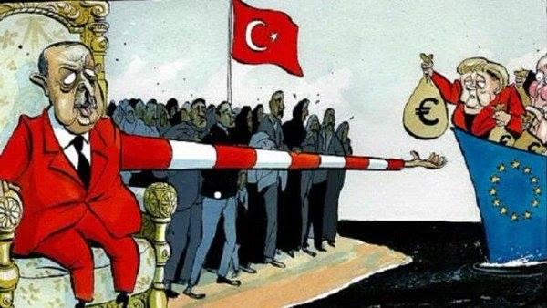 AB-Türkiye pazarlığını çizdiler.