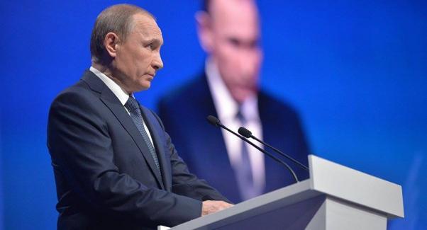 Putin Türk halkına başsağlığı diledi.