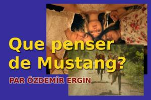 Le film Mustang