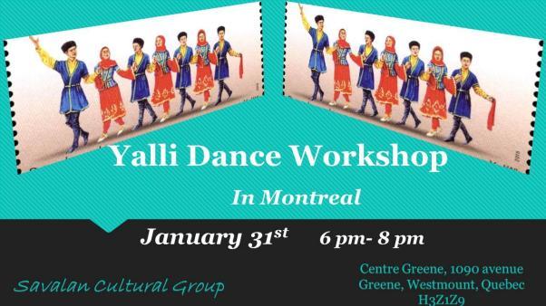 Yalli Dance Workshop