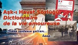 Türkçe-Fransızca Sevda Sözcükleri