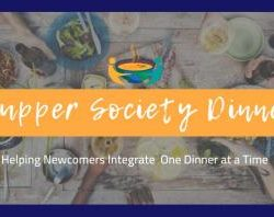 Le Souper de la Supper Society / Diaporama