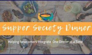 Le Souper de la Supper Society / Diaporama
